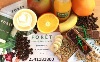 Foret Delivery!